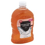Walgreens Beauty Liquid Antibacterial Hand Soap, Refill Amber