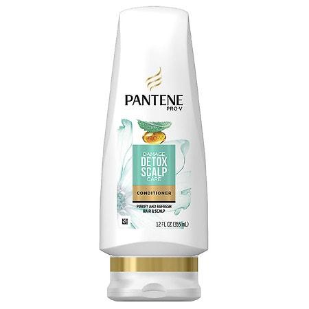 Pantene Pro-V Damage Detox Daily Rebuilding Conditioner - 12 oz.