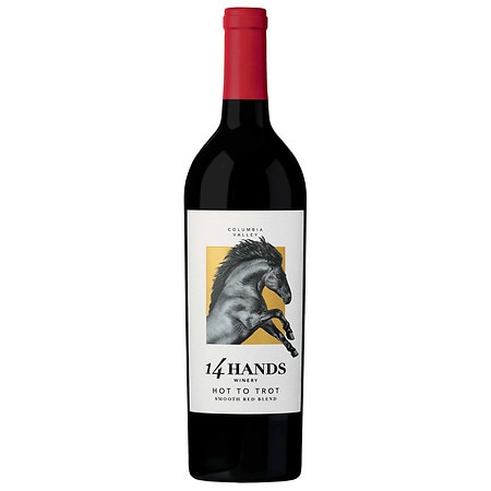 14 Hands Red Blend Wine - 750 ml