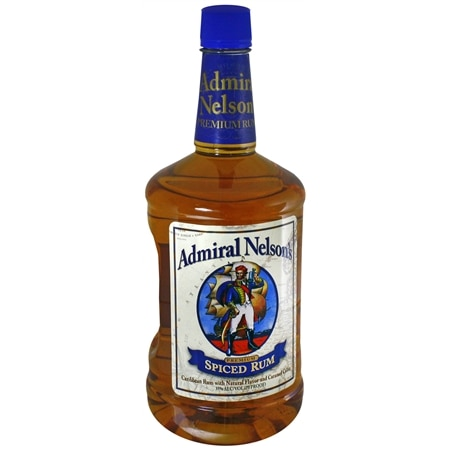 Admiral Nelson Spiced Rum - 1.75 L