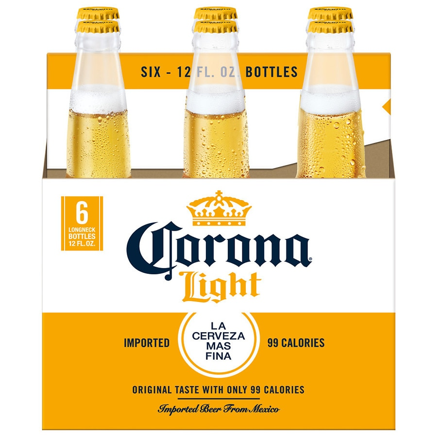 Corona Light Beer Walgreens