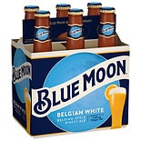 Blue Moon Beer Belgian White