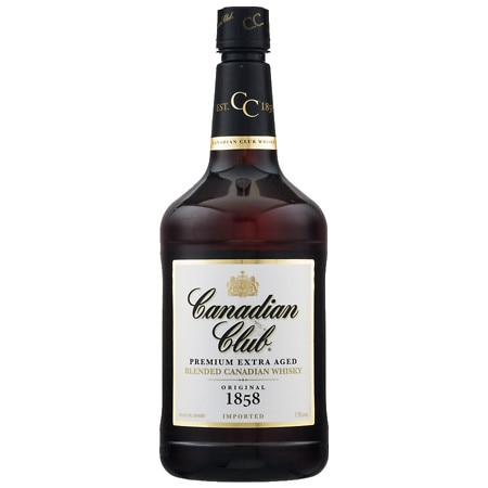Canadian Club Whisky - 1.75 L