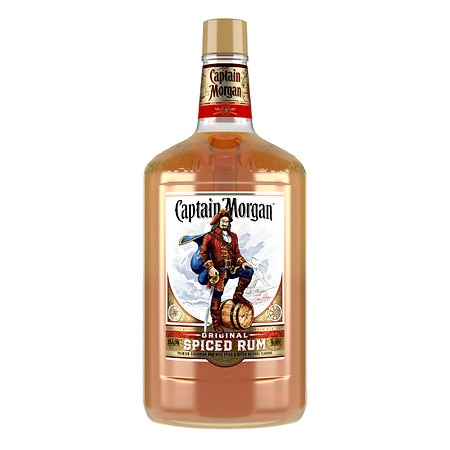 Captain Morgan Spiced Rum - 1.75 L