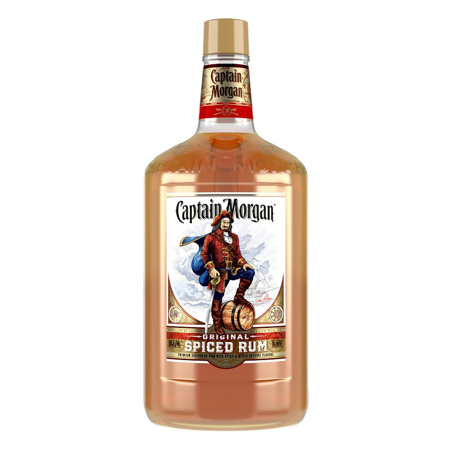 Captain morgan spiced rum walgreens for Mix spiced rum with