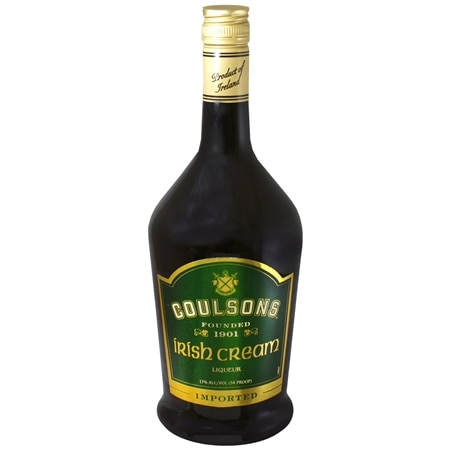 Coulsons Liquor Irish Cream - 750 ml