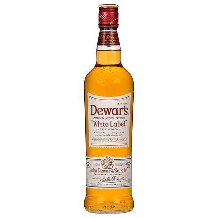 Dewars White Label Blended Scotch Whisky - 375 ml