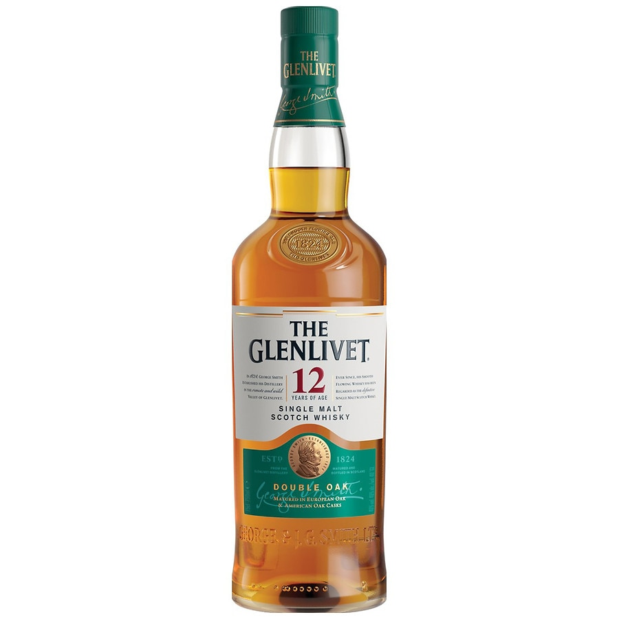 glenlivet single malt scotch whisky walgreens