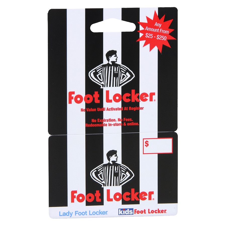 foot locker sweepstakes where can i use footlocker gift card lamoureph blog 3986