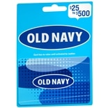 Old Navy Non-Denominational Gift Card