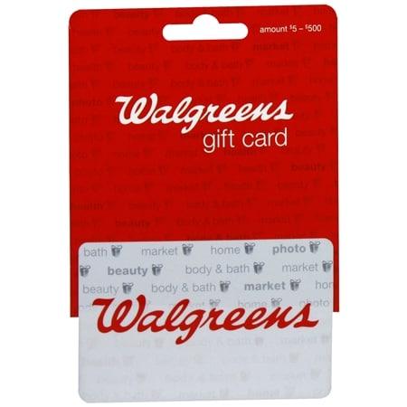 Walgreens Non-Denominational Gift Card | Walgreens