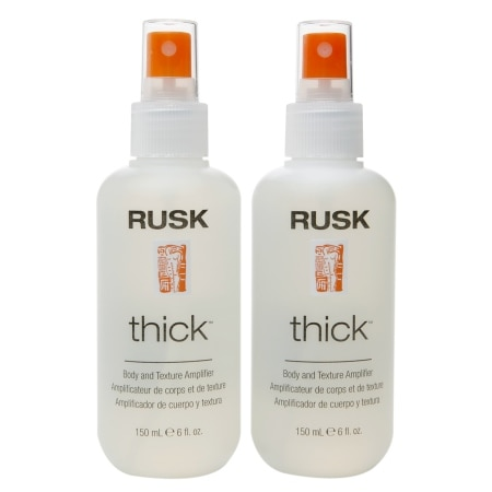 Rusk Thick Body & Texture Amplifier - 6 oz. x 2 pack