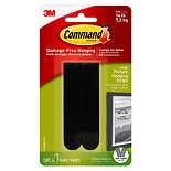 Command Strips Picture Hanging Strips Black