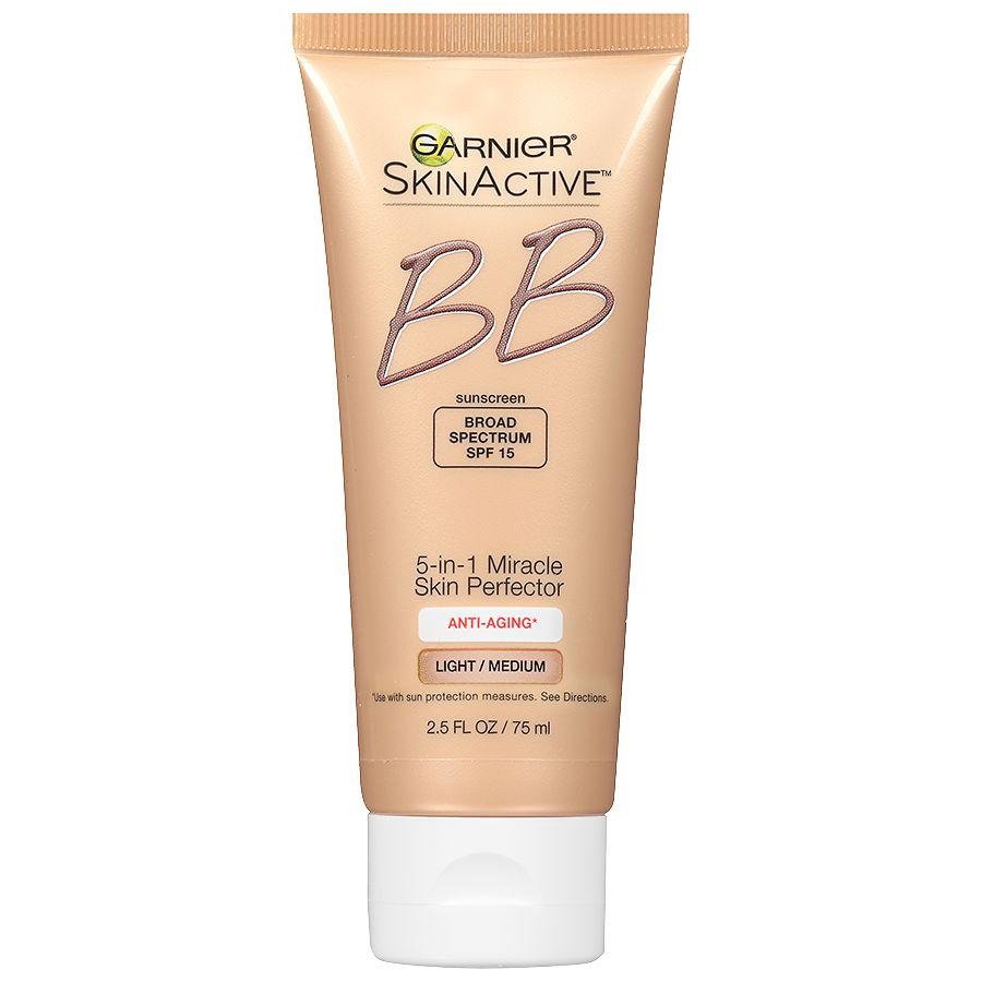 Garnier Skin Active Medium / Deep Broad Spectrum BB Cream Sunscreen, SPF 15, 2.5 fl oz Eminence Tomato Oil Free Control Gel 1.2 oz - New in Box
