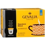 Gevalia 100% Arabica Coffee K-Cups Signature Blend