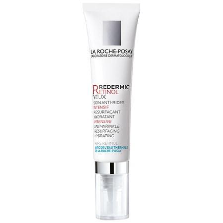 La Roche-Posay Redermic R Anti Aging Concentrate Eye Serum with Retinol - 0.5 oz.