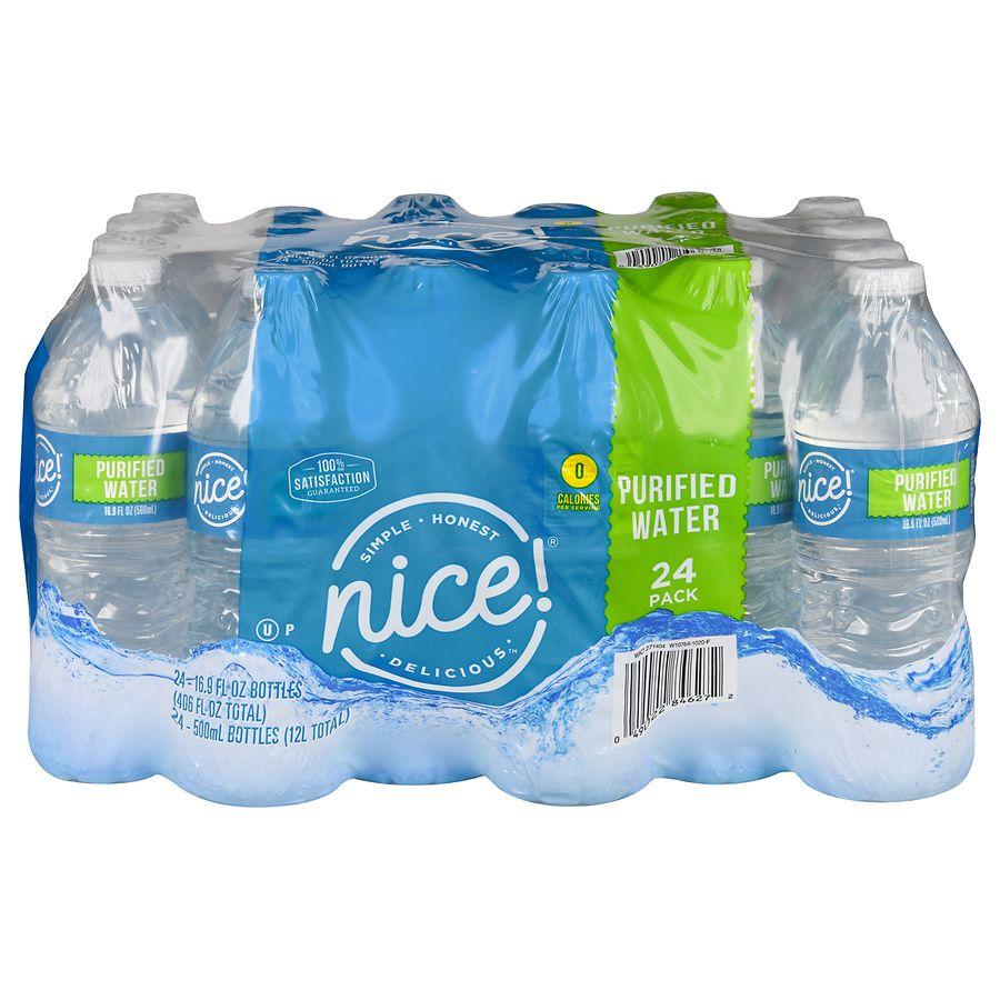 Nice! Purified Water