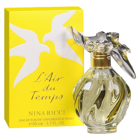 Nina Ricci L'Air du Temps L'Air du Temps Eau de Toilette Spray - 1.7 oz.