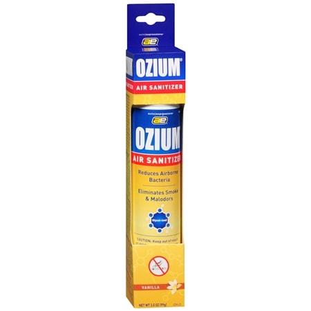 Ozium Air Freshener Vanilla - 3.5 oz.