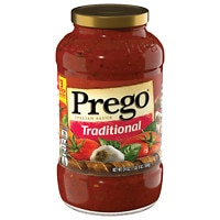 2-Pack Prego Italian Sauce Traditional 26oz Deals