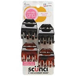 Scunci Mini Claw Clips Assorted Colors