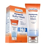 AcneFree Sulfur Face Mask with Vitamin C for Clearing Acne