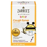 ZarBee's Naturals Baby Cough Syrup Natural Grape Flavor