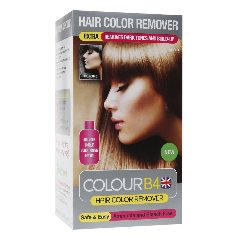 Colour B4 Hair Color Remover Kit Extra Walgreens