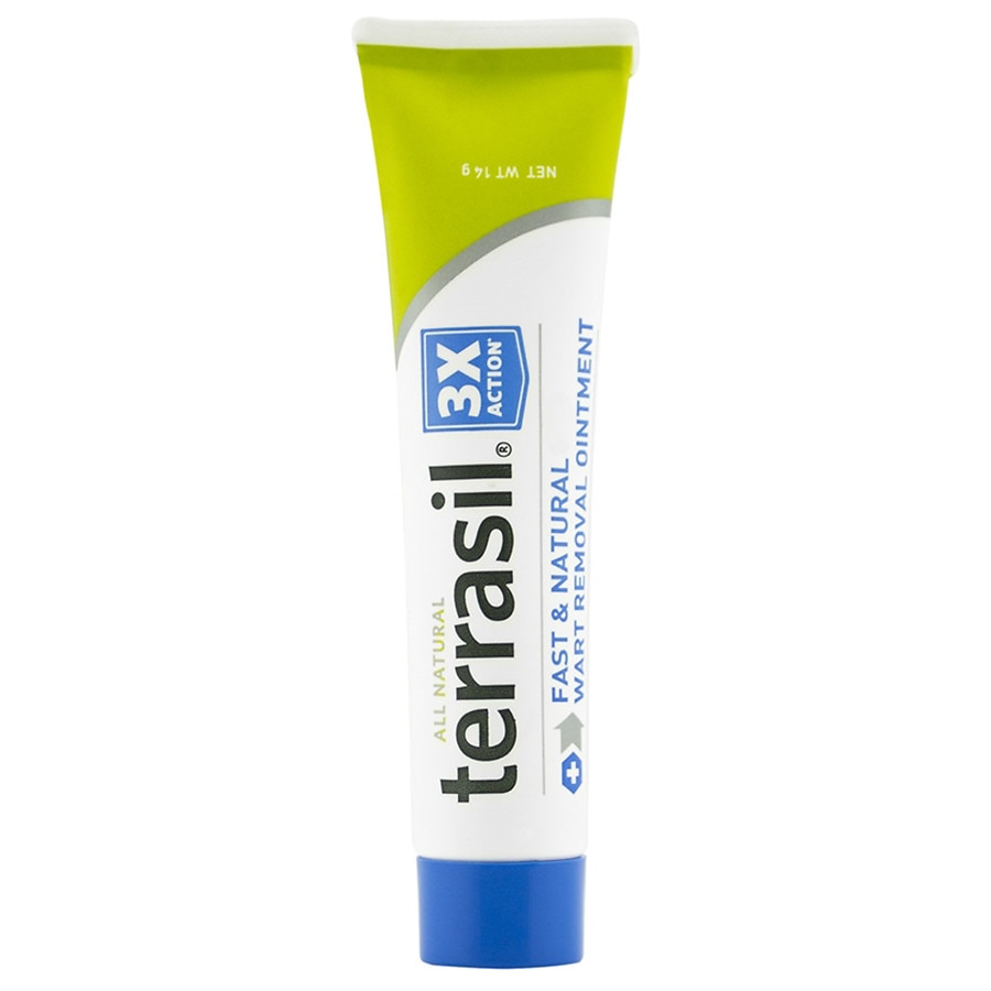 Terrasil Fast Natural Wart Removal Ointment Walgreens