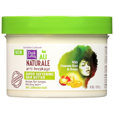 Dark and Lovely Au Naturale Anti-Breakage Super Softening Hair Butter