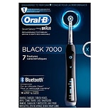Oral-B 7000 SmartSeries Power Rechargeable Bluetooth Toothbrush Powered by Braun Black