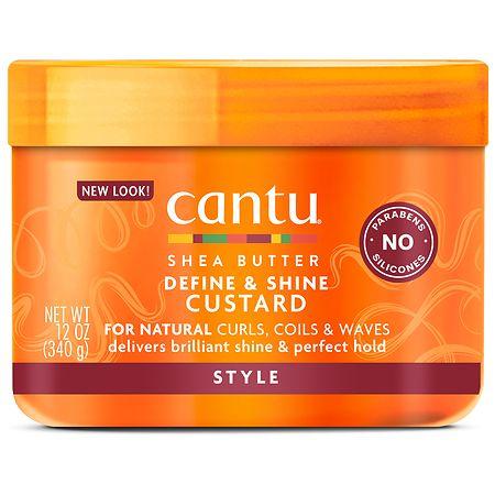 Cantu Shea Butter For Natural Hair Curling Custard Walgreens