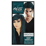 Splat Rebellious Colors Complete Hair Color Kit Emerald