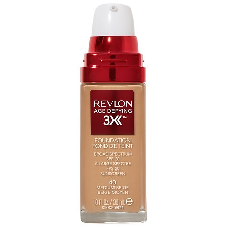 Revlon Age Defying Firming & Lifting Makeup, SPF 15 - 1 fl oz