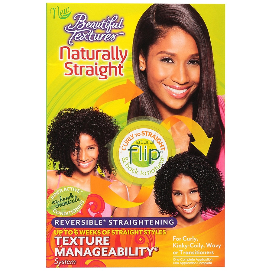 Beautiful Textures Naturally Straight Texture Manageability System