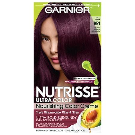 Garnier Nutrisse Hair Color Walgreens