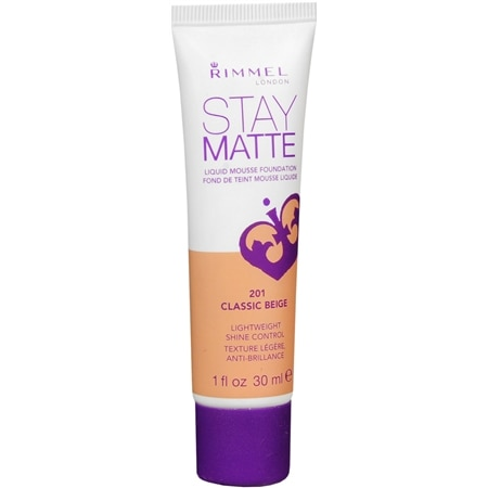 Rimmel Stay Matte Liquid Mousse Foundation | Walgreens