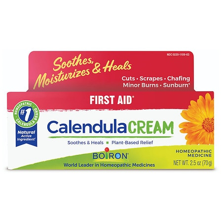 Boiron Calendula Cream - 2.5 oz.
