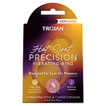Trojan Hot Spot Vibrating Ring