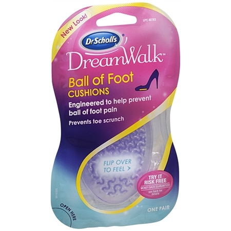 Dr. Scholl's DreamWalk Ball of Foot Cushion