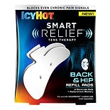 Icy Hot Smart Relief Tens Therapy Back and Hip Refill Kit 2 Pads