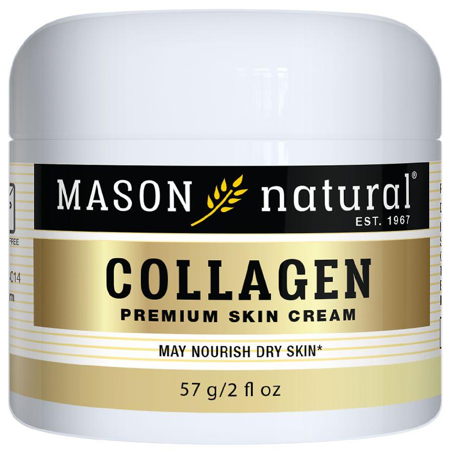 Mason Natural Collagen Beauty Cream Pear Scent 2.0oz