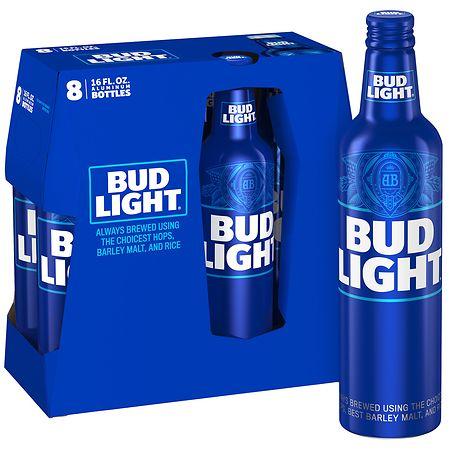 Bud Light Beer - 16 oz. x 8 pack