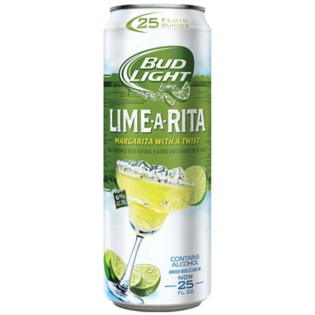Budweiser Light Beer Lima-A-Rita - 25 oz.
