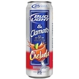 Bud Light & Clamato Beer Chelada