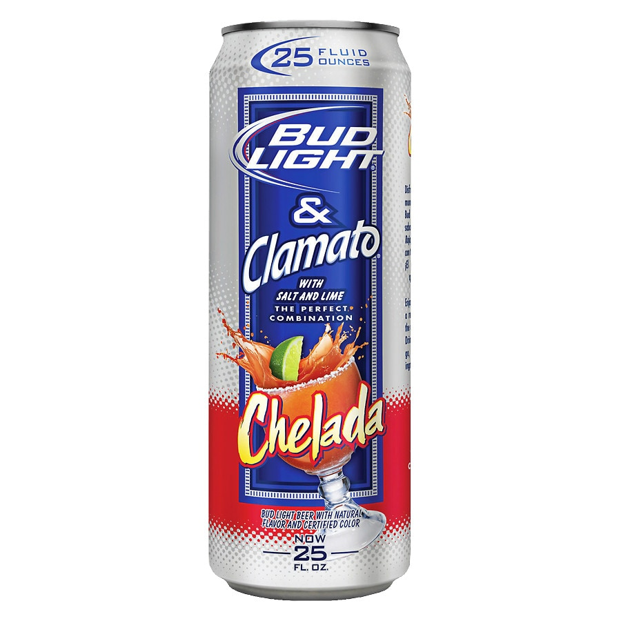 Bud Light & Clamato Beer Chelada | Walgreens