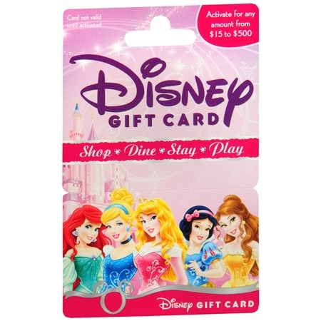DISNEY Non-Denominational Gift Card | Walgreens