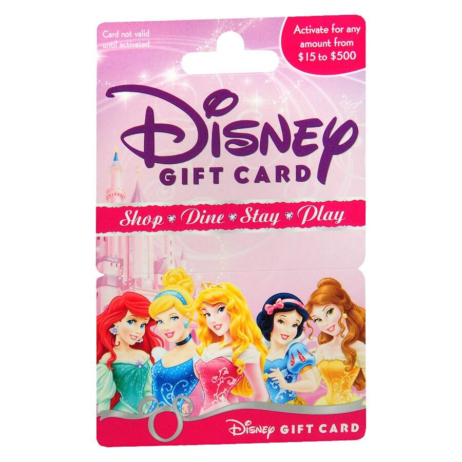 Disney Non Denominational Gift Card Walgreens