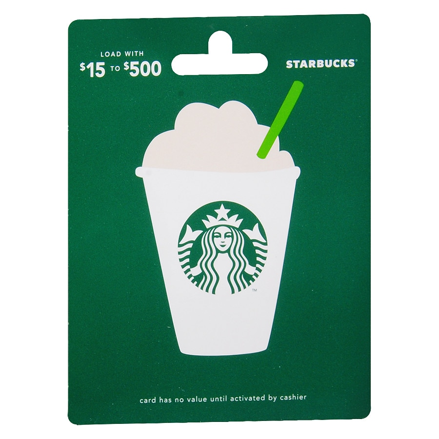 Starbucks Non Denominational Gift Card Walgreens
