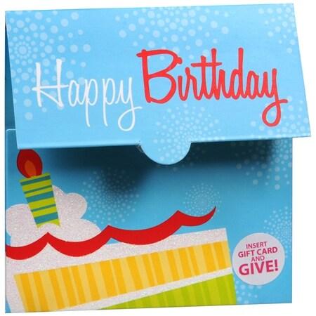 Impressions Gift Card Holder - 1 ea